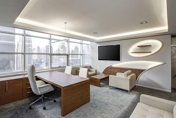 Krzesła z podłokietnikami do gabinetu